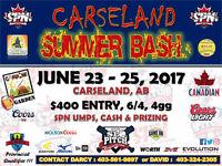 Carseland Aggie Days - 150 years Canada!