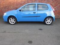 Fiat Punto 1.2 8v Active Sport 3 Door Hatch Back