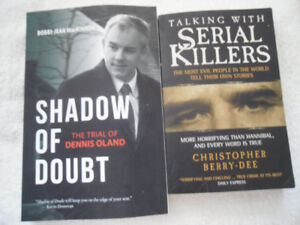 serial killers - spies - true crime - all 3 books for $10