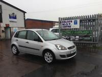 Ford Fiesta 1.4TDCi 2007.25MY Style £30 PER YEAR ROAD TAX