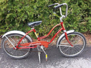 Vélo mustang