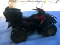 1999 Big Bear Yamaha 4 Wheeler For Sale