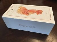 iPhone 6S Rose Gold 128GB Sim Free Boxed Like New