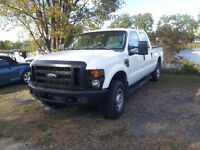 2009 Ford F-250 Super Duty Fourgonnette, fourgon