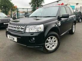 image for 2011 Land Rover Freelander 2.2 SD4 XS 5d 190 BHP Estate Diesel Automatic