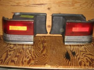 1989 - 1994 Head & taillights Dodge Spirit & Plymouth Acclaim