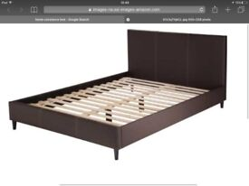 Argos double bed