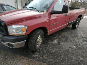 2006 Dodge Diesel Ram 2500 Pickup Truck 8' Box Cummins Trade for