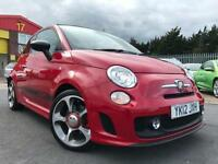 2012 Abarth 500 C 1.4 T Jet 2dr 33,000 * EVERY EXTRA * XENONS * LEATHER 2 doo...