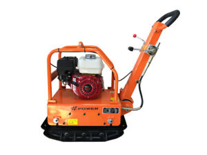 Honda Plate Compactor/Tamper plate, Reversible 1 year warranty
