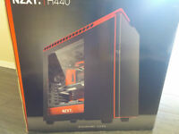 H440 Case RED! Comes in original box! 100 FIRM! 2 weeks old!