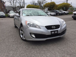 2012 Hyundai Genesis Coupe Coupe (2 door) | Warranty included