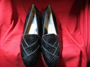 Stacy Adams Genuine Snake Leather Shoes
