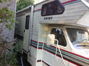 1989 Ford E-350 motorhome rv
