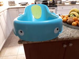 Free baby bath tub