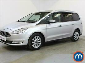 2019 Ford Galaxy 2.0 EcoBlue 150 Titanium X 5dr People Carrier Diesel Manual