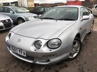 Toyota Celica 1.8 SR Liftback + FULL SERVICE HISTORY + MOT TILL MARCH 2017 + SUPERB CAR