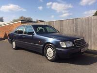 1995 Mercedes-Benz S320 3.2 auto S320 LIMO LAST OWNER SINCE 1999