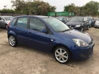 FORD FIESTA 2008 1.4 ZETEC PETROL - MANUAL - LOW MILEAGE - 1 PRV OWNER