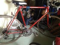 1970's Raleigh Road Bike