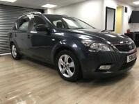 Kia ceed 1.6TD 2 EcoDynamics DIESEL £30 ROAD TAX WARRANTY 12 MONTHS MOT FULL SH