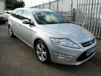 2013 63 Ford Mondeo 2.0TDCi ( 163ps ) ECO Titanium X Business Estate £30 R/Tax
