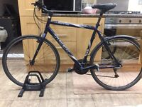 Trek Fx7200 Hybrid Road Bike. 700cc Wheels. 24 gears. Back wheel Is Buckled Slightly!