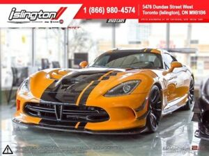 2016 Dodge Viper **IN STOCK**VIPER ACR EXTREME**CDN CAR**CLEAN