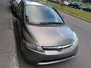 Honda Civic 2006 A/C  Automatic Full.4 summer +4winter tires