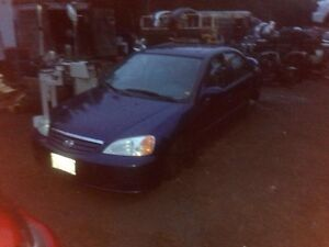 01-05 civic 5 speed transmission for sale!!!