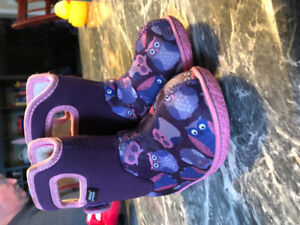 TODDLER BOGS WINTER BOOTS