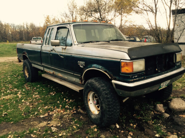 Used 1989 Ford F-250