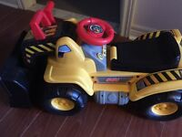 Fisher Price ride along like new