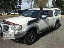2007 FORD RANGER XLT DUAL CAB AUTOMATIC (AMAZING CONDITION) Rochedale South Brisbane South East Preview