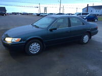 1998 Toyota Camry Sedan****Great condition**** Brand new MVI