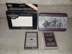 Harley Davidson collectible cards