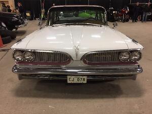 Rare 59 Pontiac Parisienne
