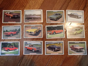 Muscle Cars MOPAR Trading Cards from the 1992 Collect-A-Card Cor