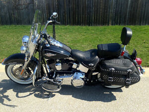 2013 Harley Davidson Heritage Softail Classic