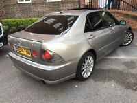 Lexus IS 200 2.0 Limited Edition AUTOMATIC FSH+CLEAN+XENON+HEATED FULL LEATHER+A/C