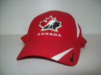 NIKE DRI-FIT CAP TEAM CANADA SIZE SMALL-MEDIUM CASQUETTE City of Montréal Greater Montréal Preview