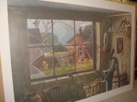 William Kratzer Dwight Artist Ltd Ed signed and numbered