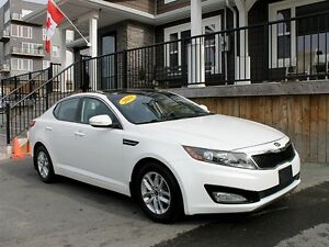 2013 Kia Optima LX / 2.4L / FWD