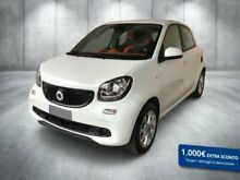 Smart forfour eq Passion my19