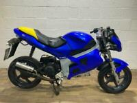 Gilera DNA 50 2005 lc 2005 running project spares or repair running 50cc scooter