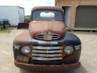 1950 Mercury M47 Pickup Truck - Western Truck