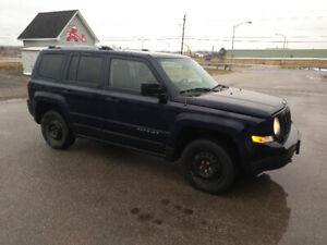2014 Jeep Patriot Limited 4 X 4 with Navigation