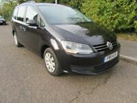 2011 VOLKSWAGEN SHARAN 2.0TD BLUEMOTION TECH DSG S AUTOMATION DIESEL 7 SEATS