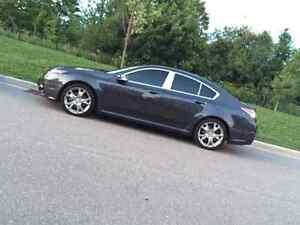 Acura TL 2012 SHW  AWD