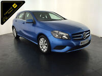 2013 63 MERCEDES A180 BLUE-EFFICIENCY SE CDI 1 OWNER SERVICE HISTORY FINANCE PX